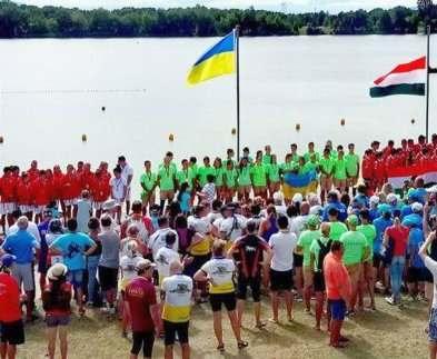 Харьковчане стали чемпионами мира по гребле среди юниоров