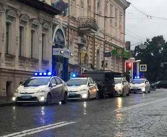 В Харькове на Сумской задержан пьяный водитель