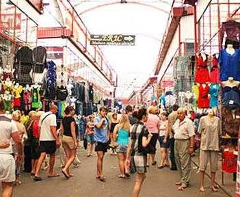 Администрация ТЦ «Барабашово» начала работу так называемых «шопинг-туров»