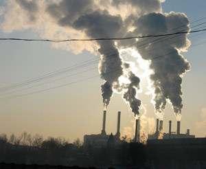 В харьковском воздухе превышено содержание вредных веществ