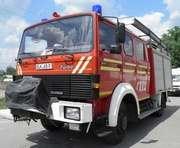 Пожар в Харькове: влюбленную пару спасли от смерти