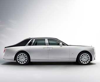 Rolls-Royce выпустил самую высокотехнологичную модель в своей истории