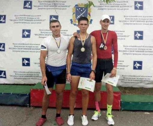 Харьковские гребцы завоевали медали чемпионата Украины