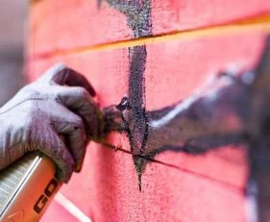 В Харькове обещают заняться уличными «художествами»