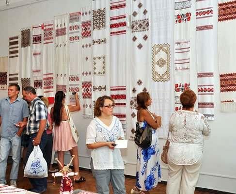 В Харькове пройдет выставка вышивки