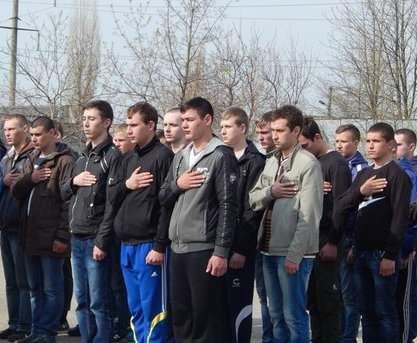 В Харьковской области начался внеочередной призыв