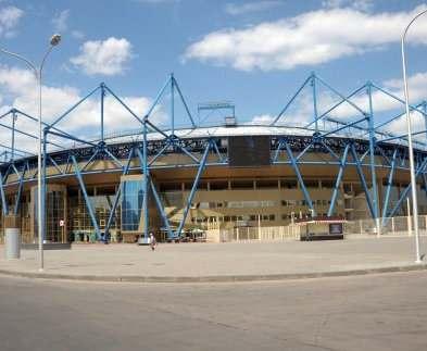 В Харькове около стадиона «Металлист» в субботу перекроют движение