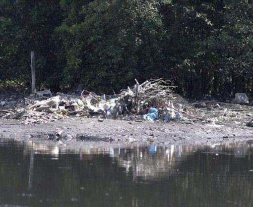 В Харьковской области свалка испортила воду