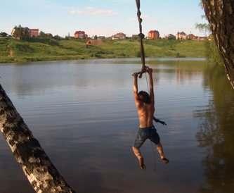 Последствия катания на «тарзанке»: подросток впал в кому