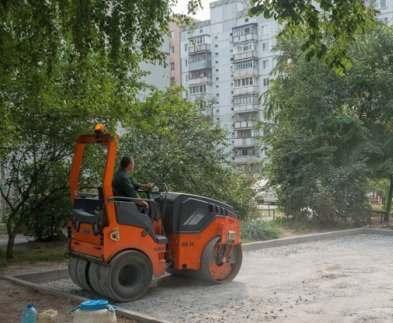 В Харькове обещают отремонтировать дороги во дворах
