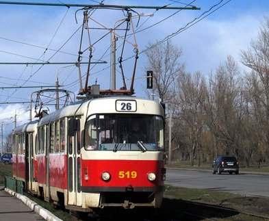 Харьковские трамваи пойдут другими путями