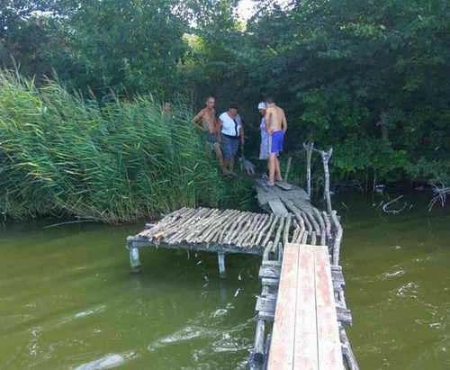 Под Харьковом утонула полуторагодовалая девочка