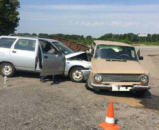 Авария на окружной: есть пострадавшие