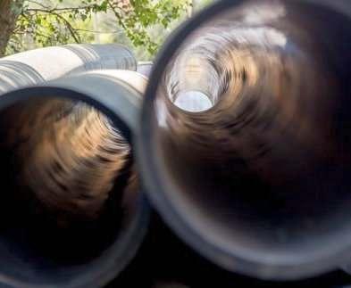 В Харькове продолжается подготовка водопровода к зиме