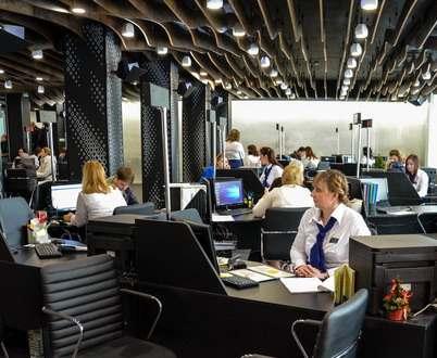 Центры админуслуг в Харькове начали регистрировать предпринимателей