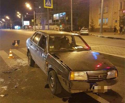 ДТП в Харькове: пьяный за рулем и врез с переворотом