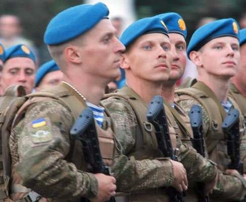 В элитные войска Украины отобрали 80 харьковчан