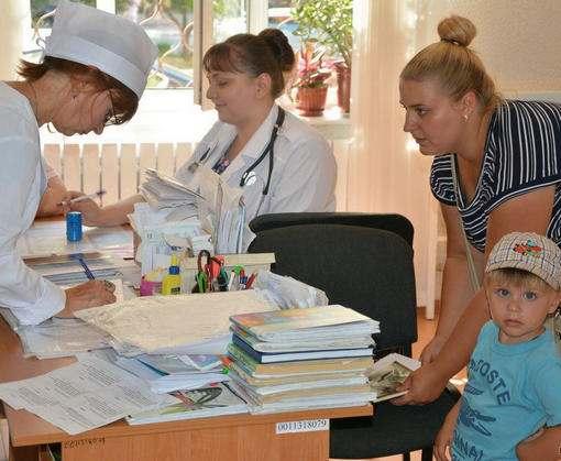 Под Харьковом ремонтируют больницы