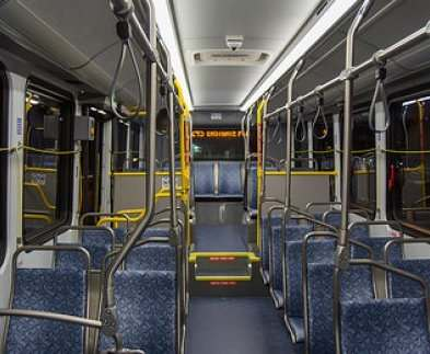 Троллейбус №13 не будет ходить почти неделю