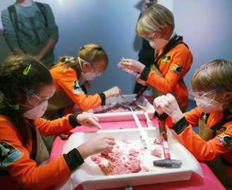 В Харькове покажут тайную лабораторию и интерактивную песочницу