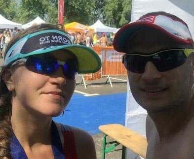 Харьковчане победили на соревнованиях по акватлону