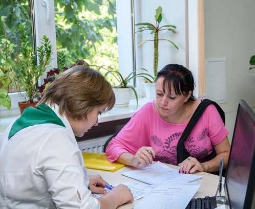 Прописаться в Харькове теперь можно за полчаса