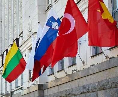 На День города в Харьков приедут делегации из 12 стран