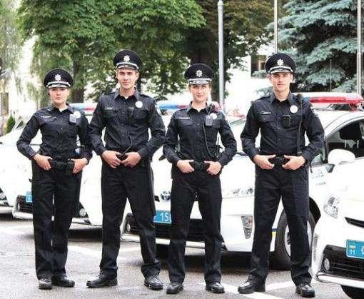Харьковские полицейские пересядут на Mitsubishi
