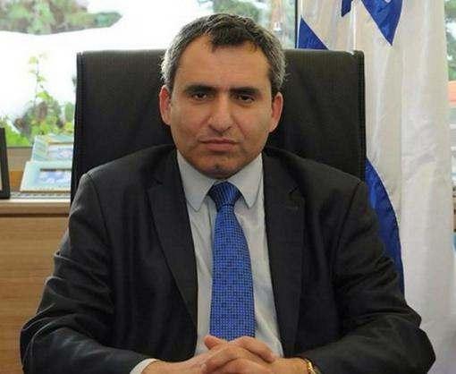 Израильский министр посетил в Харькове родной вуз