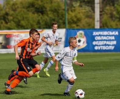 В Харькове прошел всеукраинский юношеский турнир по футболу
