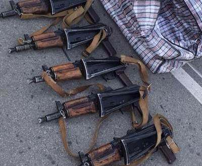 Харьковчанин пытался организовать бизнес по продаже оружия