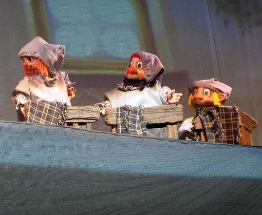 В новом сезоне в харьковском театре кукол покажут мультфильм