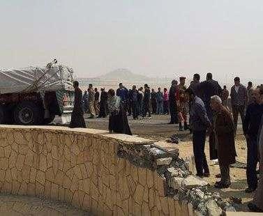 В Египте разбился автобус с туристами: есть погибшие