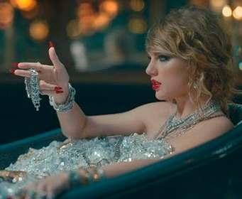 Тейлор Свифт новым клипом побила рекорд по просмотрам за сутки