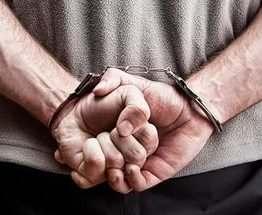 На ХТЗ полицейские задержали грабителя