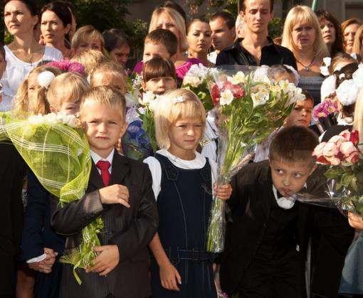 В харьковские школы отправятся 120 тысяч учеников