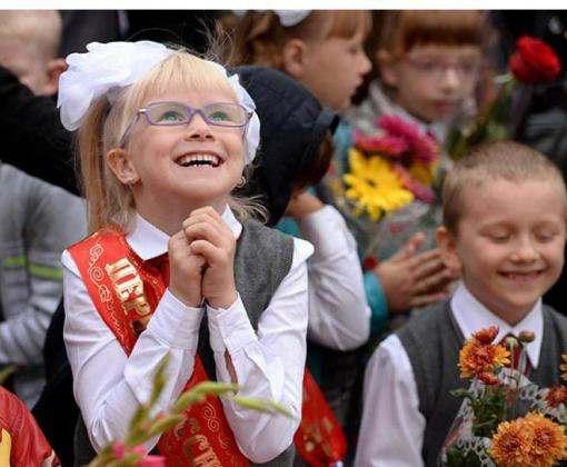 Сегодня в Украине начался новый учебный год