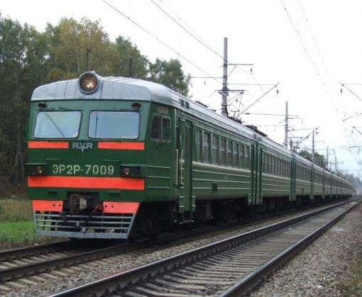 В Харькове отменены три электрички