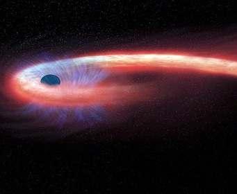 Создана новая теория черных дыр