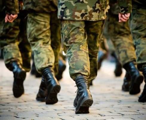 Харьковские бойцы приняли присягу