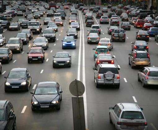 Укравтодор предлагает уменьшить ширину полос в городах