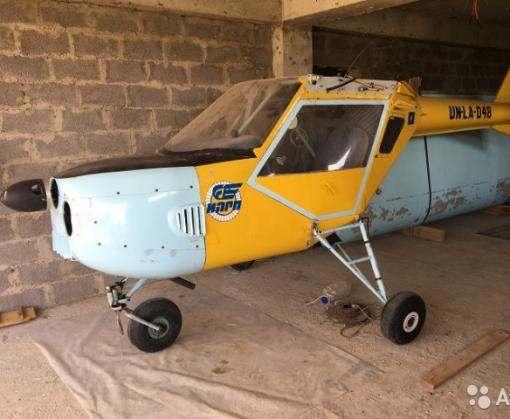 Пилот разбившегося на Харьковщине самолета умер в больнице