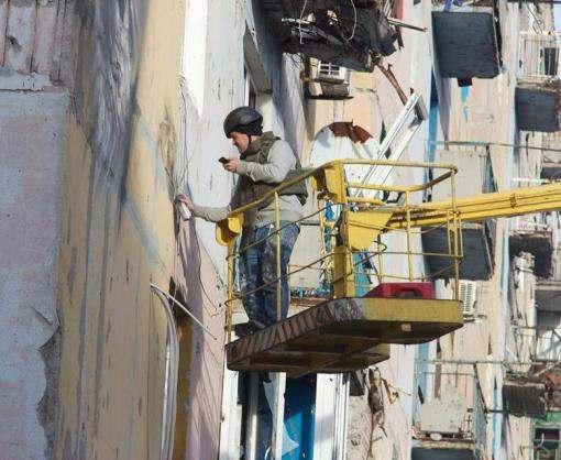 В центре Харькова появится новый мурал