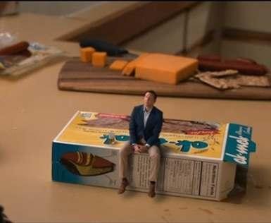 В Сети появился трейлер фантастической комедии «Уменьшение»