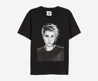 H&M выпустил коллекцию для поклонников Джастина Бибера