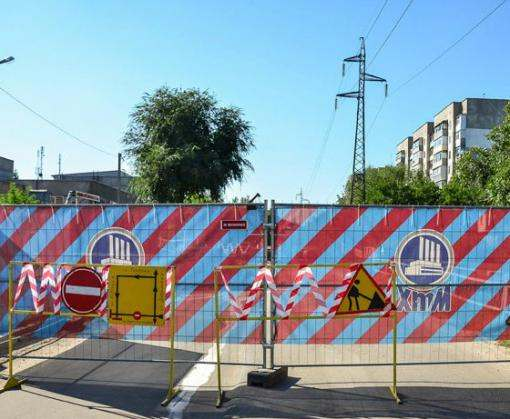 Трасса №66: что разрыли на Энергетической улице в Харькове