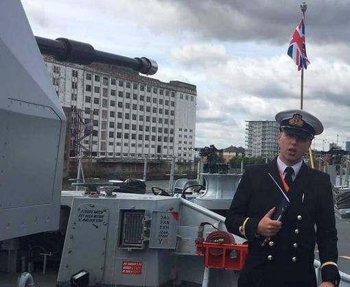 В Лондоне представили харьковские военные разработки