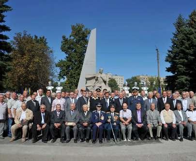 В Харькове открыли мемориальный комплекс