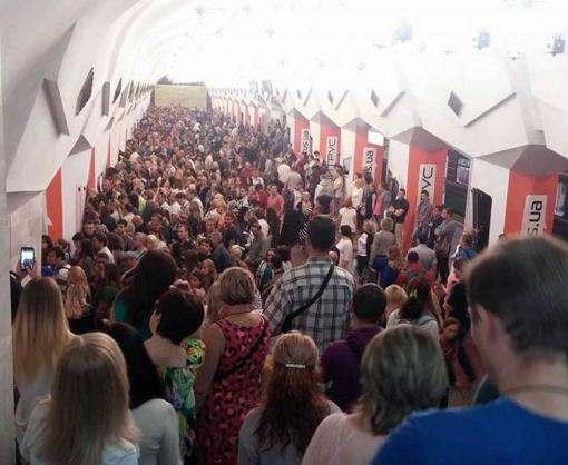 Почему остановилось харьковское метро