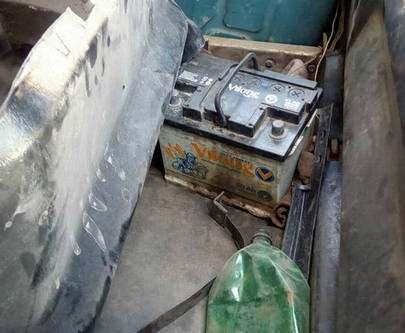 В Харькове поймали аккумуляторного злодея